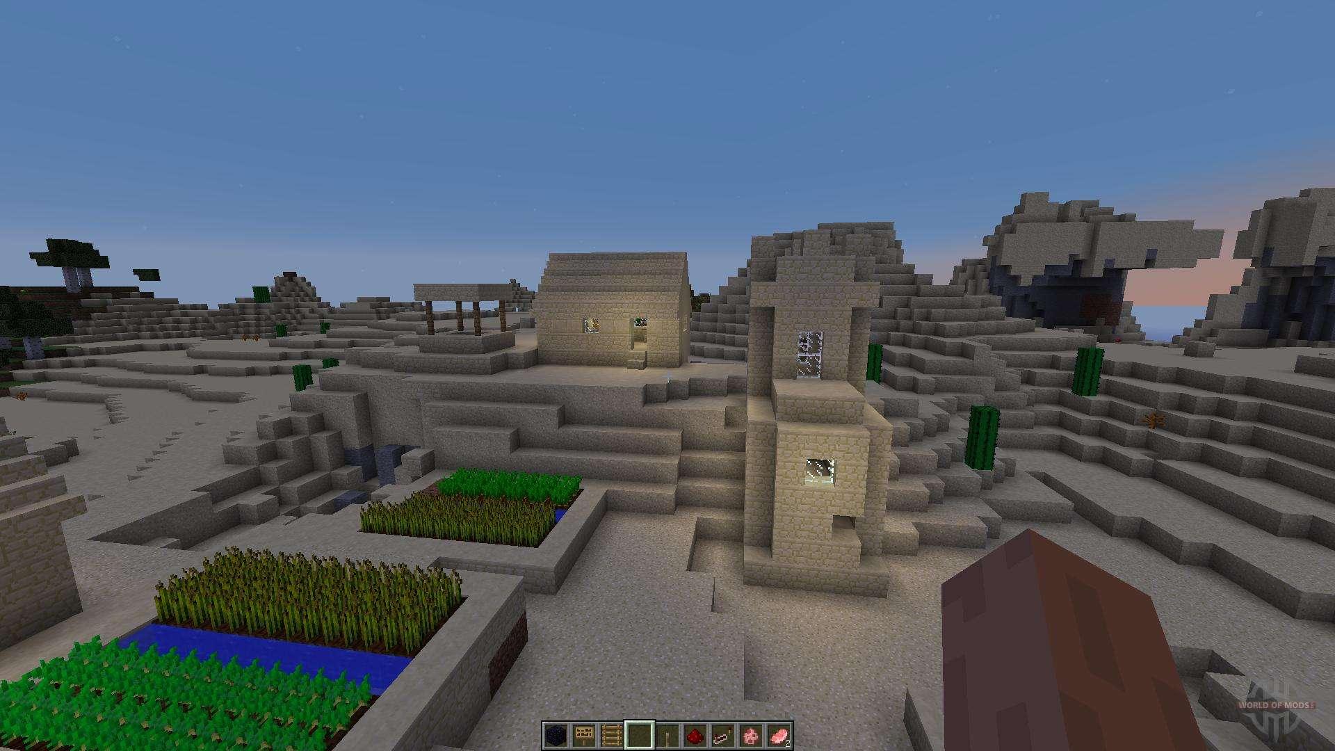 Ключи генерации мира в Minecraft » Krafte.ru - сообщество ...