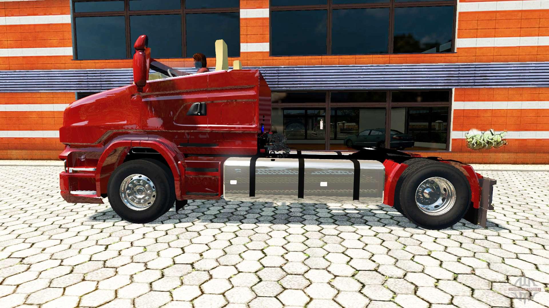 Обои Scania, r999. Автомобили foto 15
