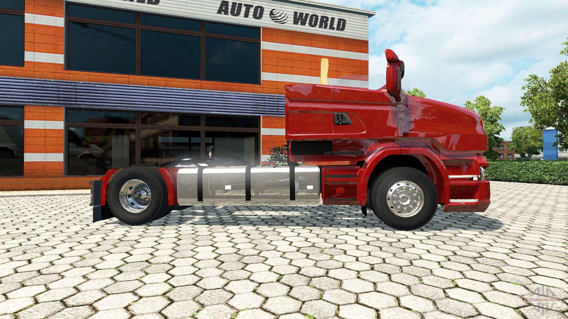 Обои Scania, r999. Автомобили foto 19