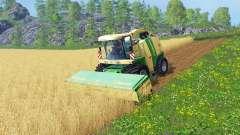 Krone Big X 1100 [128000 liters] для Farming Simulator 2015