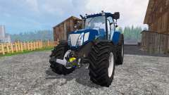 New Holland T7.270 blue power v1.1