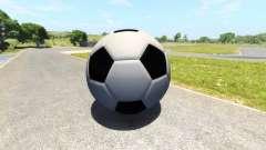 Гигантский футбольный мяч для BeamNG Drive