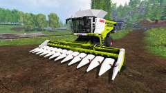 CLAAS Lexion 780TT для Farming Simulator 2015