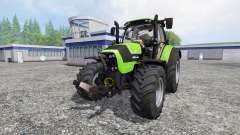 Deutz-Fahr Agrotron 6140.4 v2.0