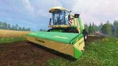 Krone Big X 1100 [100.000 capacity] для Farming Simulator 2015