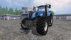 New Holland T8.320 v2.4