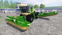 Krone Big M 500 v1.01 для Farming Simulator 2015