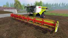CLAAS Lexion 780TT [dirt] для Farming Simulator 2015