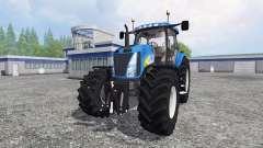 New Holland T8020 v4.5