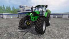 Deutz-Fahr Agrotron 7250 TTV v3.5 для Farming Simulator 2015