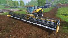Caterpillar Lexion 590R v1.41 [fix edited] для Farming Simulator 2015