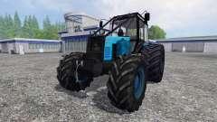 МТЗ-1221 Беларус [forest edition] для Farming Simulator 2015
