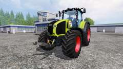 CLAAS Axion 950 v1.5 для Farming Simulator 2015