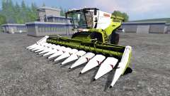 CLAAS Lexion 780 [wheels washable] для Farming Simulator 2015