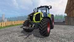 CLAAS Axion 950 v1.2 для Farming Simulator 2015