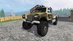 Gekko Utility Vehicle