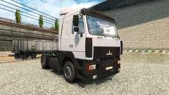 МАЗ-54409 для Euro Truck Simulator 2