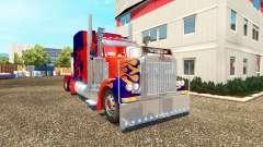 Peterbilt 379 [Оптимус Прайм] для Euro Truck Simulator 2