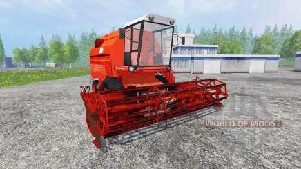 Bizon Z083 v1.0 для Farming Simulator 2015
