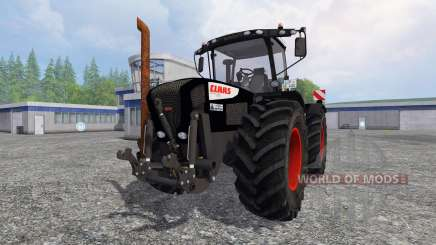CLAAS Xerion 3300 TracVC Black Edition v1.0 для Farming Simulator 2015