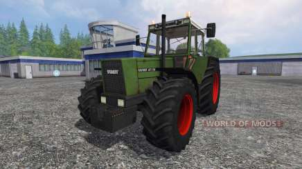 Fendt 611 LSA Turbomatic для Farming Simulator 2015