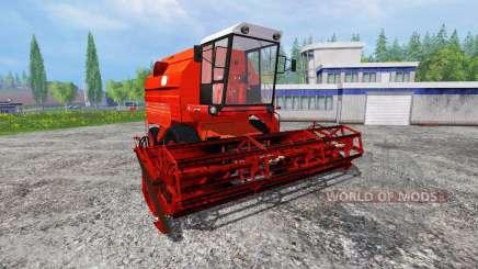Bizon Z083 для Farming Simulator 2015