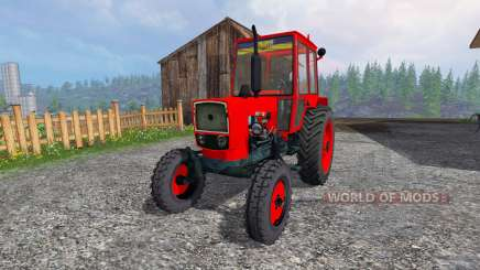 ЮМЗ-6КЛ v1.1 для Farming Simulator 2015