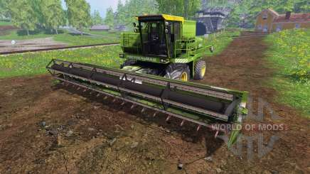 Дон-1500А v2.0 для Farming Simulator 2015