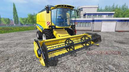 New Holland TC4.90 для Farming Simulator 2015