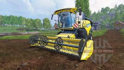 New Holland CR6.90 v0.7 [beta] для Farming Simulator 2015