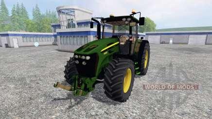 John Deere 7930 v2.0 для Farming Simulator 2015