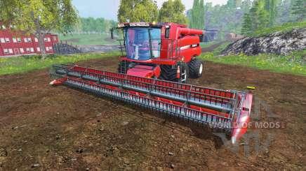 Case IH Axial Flow 7130 [fixed] v2.0 для Farming Simulator 2015