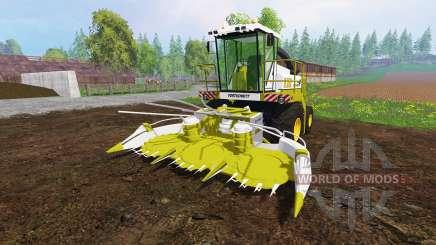 Fortschritt E 282 v1.1 для Farming Simulator 2015
