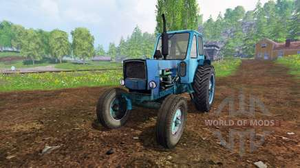 ЮМЗ-6Л [синий] для Farming Simulator 2015