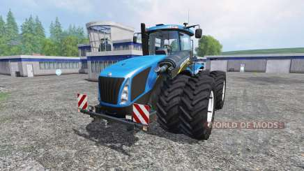New Holland T9.700 [dual wheel] для Farming Simulator 2015