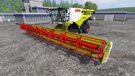 CLAAS Lexion 780TT v2.2 для Farming Simulator 2015