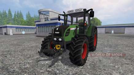 Fendt 312 Vario TMS v1.1 для Farming Simulator 2015