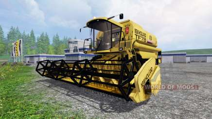 New Holland TF78 v1.1 для Farming Simulator 2015