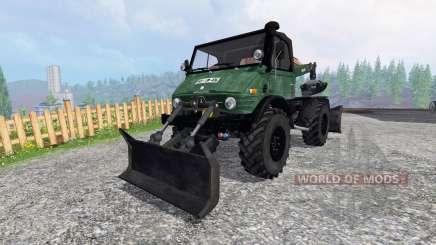 Mercedes-Benz Unimog 416 Forst для Farming Simulator 2015