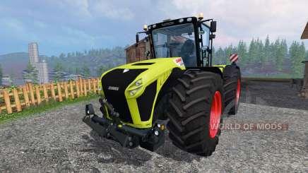 CLAAS Xerion 4500 v2.0 для Farming Simulator 2015