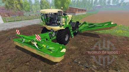 Krone Big M 500 для Farming Simulator 2015