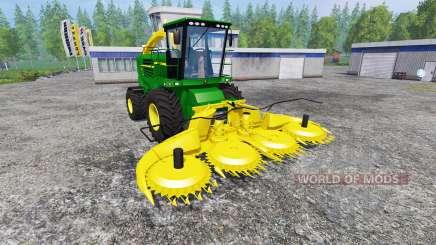 John Deere 7180 v1.1 для Farming Simulator 2015