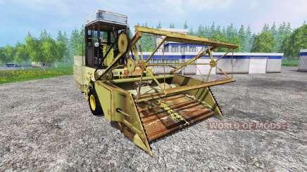 Fortschritt E 281 для Farming Simulator 2015