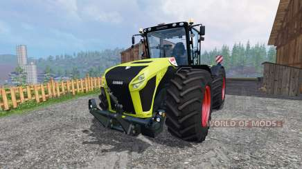 CLAAS Xerion 5000 для Farming Simulator 2015