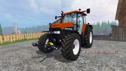 New Holland M 160 для Farming Simulator 2015