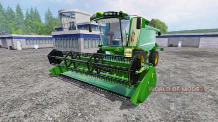 John Deere W540 для Farming Simulator 2015