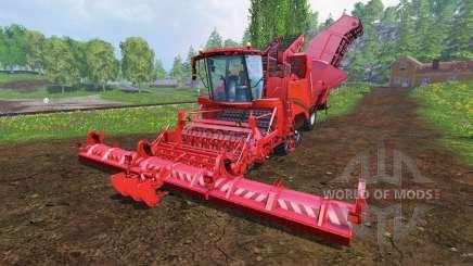 Grimme Maxtron 620 v1.0 для Farming Simulator 2015