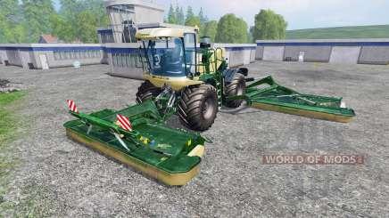 Krone Big M 500 [attach] v2.0 для Farming Simulator 2015