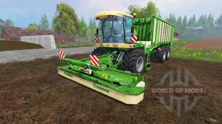 Krone BIG L500 [120000 liters] для Farming Simulator 2015