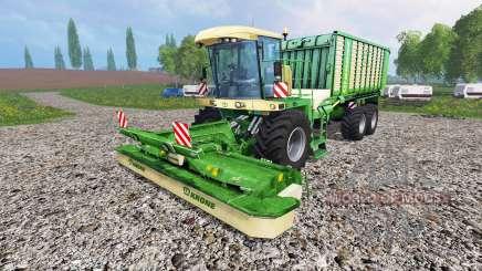 Krone BIG L500 Prototype v1.8 для Farming Simulator 2015